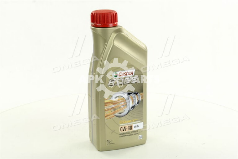 Масло моторн. Castrol EDGE 0W-30 A5/B5 (Канистра 1л)